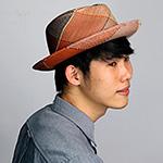 Шляпа BAILEY арт. 22787BH GIGER (коричневый)